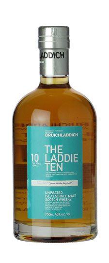 """Bruichladdich 10 year old """"The Laddie"""" Islay Single Malt Whisky"""