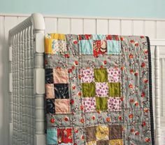 .Use plastic tubing to make quilt hangers or room dividers.