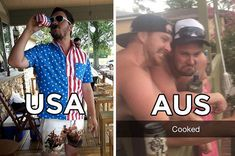 22 Photos That Prove Australia Day And 4th Of July Are Very Different
