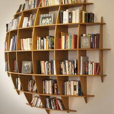beautiful. Bibliothèque globe