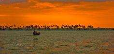 To the horizon by Sajith S, via 500px