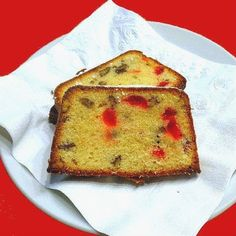 One Perfect Bite: We Are Back with a Cream Cheese and Cherry Loaf Cake