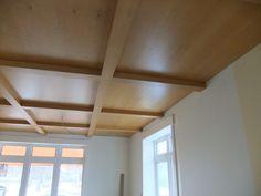 Plywood ceiling by HandsLive, via Flickr
