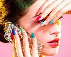 Shape almond nails like a pro - Walmart Beauty