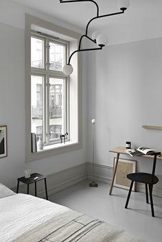 Scandinavian home office inspiration | Only Deco Love