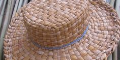 Weave a rush hat | Weald and Downland