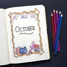 October magic 🗝️🌟🔮 This month's theme is going to be all things magic & sorcery! I'll be able to do some of the ideas I didn't get around…