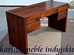 """biurko """"Narika"""" LD-435 brown"""