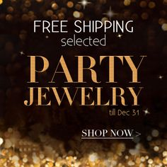 Fabulous party jewelry selection at totally reasonable price and FREE SHIPPING. Check now!