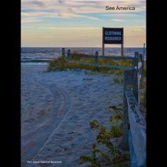 Fire Island National Seashore by Mac Titmus  #SeeAmerica