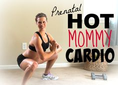 For pregnant women who want to actually get a legit workout from a personal trainer for FREE.