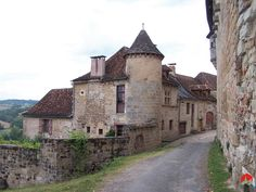 Curemonte | Les plus beaux villages de France - Site officiel