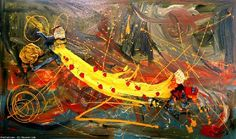 Artwork >> Maximin Lida >> REJUVENATION - Abstract