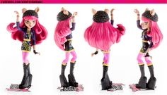 All about Monster High: MonsterHigh vinyl figures