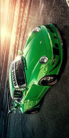 (°!°) RWB Porsche 993 by Marcel Lech Photography