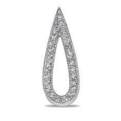 Ebay NissoniJewelry presents - Ladies' 1/3CT Diamond Fashion Earrings in 14k White Gold    Model Number:E61685-W477    http://www.ebay.com/itm/Ladies-1-3CT-Diamond-Fashion-Earrings-in-14k-White-Gold/221630576829