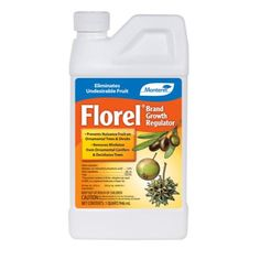 Monterey Florel Brand Growth Regulator Quart (12/Cs)