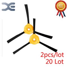 20 Lot Vacuum Cleaner Parts Ecovacs CEN360 Sweeping Machine Accessories Side Brush #Affiliate