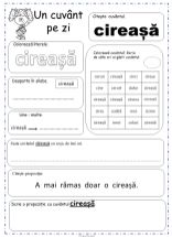 vocabulary_printable_worksheet (3) Worksheets For Kids, Printable Worksheets, Printables, Fun Crafts For Kids, School Lessons, Word Of The Day, After School, 4 Kids, Vocabulary