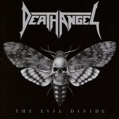 Death Angel The Evil Divide Album Cover