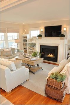 35 Super stylish and inspiring, neutral living room designs – home design - small living room furniture Home Design, Design Salon, Design Ideas, Design Inspiration, Design Design, Interior Inspiration, Design Trends, Modern Design, Stand Design