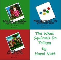 Carpinello's Writing Pages: Meet Children's Author Hazel Nutt