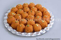 Andhra Laddu