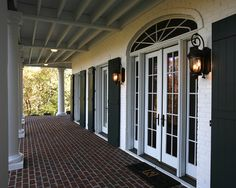 Traditional Exterior Front Porch Design, Pictures, Remodel, Decor and Ideas - page 4