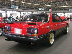 NISSAN SKYLINE / DR30JFT   MACHINE RS-2 (西部警察) Nissan Skyline 2000, Skyline Gtr, Car Pics, Car Pictures, Nissan R35, Classic Japanese Cars, Funny Cars, Jdm Cars, Car Humor