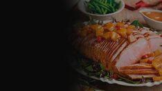 Pernil ao molho de abacaxi e pimenta biquinho Pernil, Carne, Pork, Meat, Pineapple Dip, Slow Roasted Prime Rib, Strawberry Fruit, Sweets, Recipes