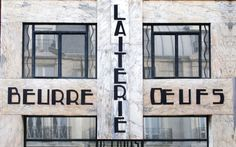 Slide 9 - In Photos: 40 Years of Gorgeous Parisian Typography   Travel + Leisure