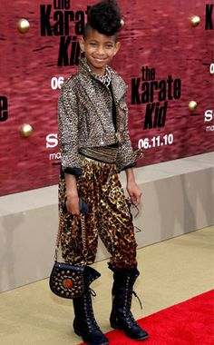 The Karate Kid- Willow Smith