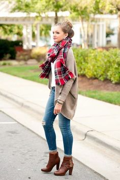 Best How To Wear Cute Outfits Casual Ankle Boots Ideas 26 Trendy Fall Women Outfits to Copy Right Now Indie Outfits, Casual Outfits, Cute Outfits, Fashion Outfits, Work Outfits, Fashion Shoes, School Outfits, Outfits With Boots, Fashion Skirts