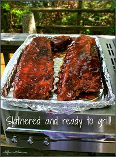 ... images about RIBS on Pinterest | Bbq ribs, Babyback ribs and Cherries