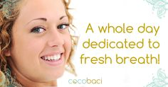 Fresh breath in all of its glory! How To Make Oil, Oil Pulling, Breathe, Range, Fresh, Day, Health, Cookers, Salud