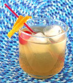 Amaretto Sour recipe: Amaretto, Lemon, Sugar, Cherry