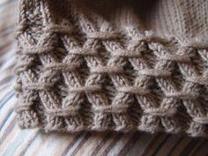 knit hat - free pattern
