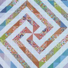 Quilt Basics: Half Square Triangles