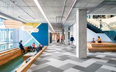 No Dead Zones: Studio O+A's Giant Office for Cisco   Projects   Interior Design