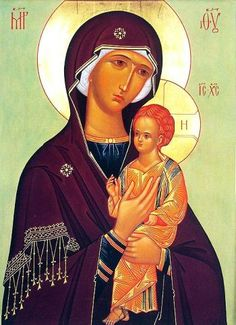 Icon of the Mother of God of Pimen - Orthodox Church in America Religious Pictures, Religious Icons, Religious Art, Divine Mother, Mother Mary, Church Icon, Queen Of Heaven, Byzantine Icons, Holy Mary