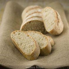 Receta de pan fácil de cerveza Franziskaner | webos fritos