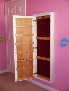built in p cabinets plans | Above Parr Designs
