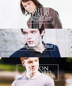 Image shared by Meaghen T-D. Find images and videos about vampire academy, dimitri belikov and christian ozera on We Heart It - the app to get lost in what you love. Rose Hathaway, Vampire Academy Cast, Christian Ozera, Cameron Monaghan, Chronicles Of Narnia, Period Dramas, Pretty Little Liars, Vampire Diaries, Fandoms