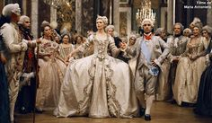 .História da Moda.: A Moda na Era Rococó