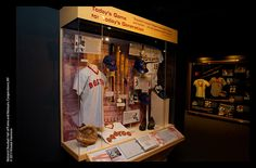 National Baseball Hall of Fame and Museum, Cooperstown, NY by Wouter Hermans, via Flickr