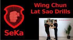 Wing Chun Lat Sao Drills (Trainingseinblick)