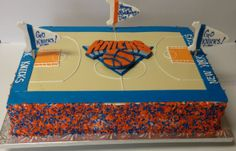 basketball court cookies | Ny Basketball,Might Be The Best Bet In Town,Between Football And Our ...