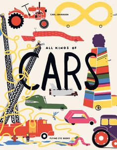 Nobrow Press |   All Kinds of Cars