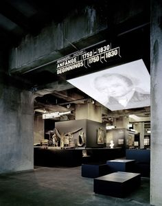 museum exhibit with directional sound - Google Search
