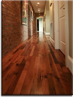 Appalachian Woods Reclaimed Hardwood Floors